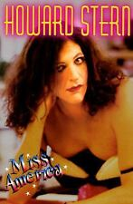 Miss America by Howard Stern (1995, Hardcover) Book Novel Nonfiction