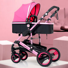 Hot Luxury Newborn Carriage Infant Travel Car Foldable Baby Stroller Pushchair