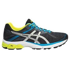 Asics Gel-Innovate-7 MEN'S RUNNING SHOES,BLACK/BLUE/YELLOW-Size US 9, 10.5 Or 11