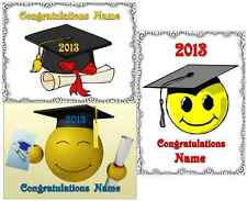EDIBLE CAKE IMAGES  GRADUATION  ICING SHEET PARTY TOPPER  GRADUATE  8X10