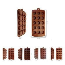 Muffin Mould Chocolat Cake Cookie Candy Jelly Ice Baking 1pcs New Mold Bakeware