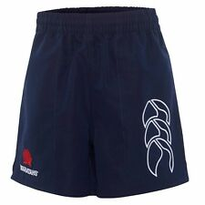 Canterbury NSW WARATAHS 2017 KIDS TACTIC SHORTS Elastic Waistband- Size 12 Or 14