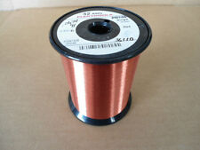 AWG 42 Copper Magnet Wire SPN 155 Red/ Weight (1.51 lbs)