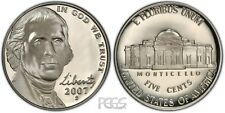 2007 S JEFFERSON NICKEL NGC PF 69 Ultra Cameo PROOF  and  $19 in NGC Price Guide