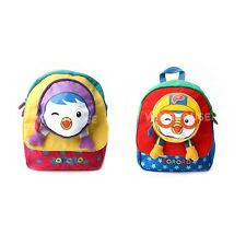 New Pororo Anti-lost Baby Preschool Kids Backpack Kindergarten Bag Child Gifts