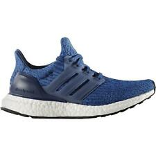 Adidas UltraBOOST Youth Core Blue Primeknit Trainers