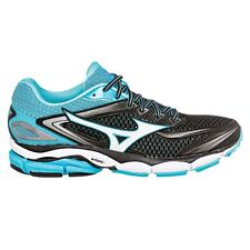 Mizuno Wave Ultima-8 WOMEN'S RUNNING SHOES, BLACK/BLUE - Size US 8, 8.5 Or 9