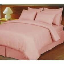 US CHOICE BEDDING COLLECTION 1200TC EGYPTIAN COTTON PINK STRIPE YOUR ITEM