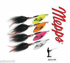 mepps Giant killer Variety colours & sizes  Pike, Esox Musky
