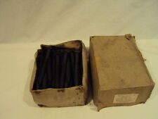 """50 MINT NOS NATIONAL SCREW & MFG SQUARE HEAD LAG BOLTS 7/16"""" X 4 1/2"""" MADE IN US"""