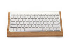 Bamboo Wireless Keyboard / Magic Keyboard Stand Dock Holder For Apple iMac
