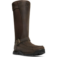"Danner 45040 Sharptail Snake Boot 17"" Pull On WP Hunting Snakeproof Moc Toe Boot"