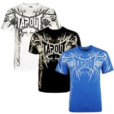 Tapout Darkside Tee T-Shirt MMA Mixed Martial Arts Free Fight Martial Arts