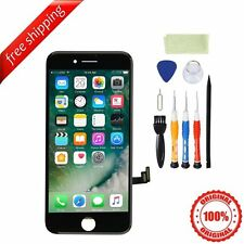 Original LCD Display Touch Screen Digitizer Replacement For iPhone 7 - Black