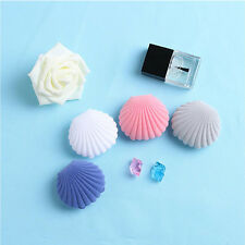Hot Sale Shells Box Velvet Earring&Ring&Necklace Box Chic Jewelry Box for Gift