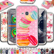 For Samsung Phone Silicone Shell Skin Protective TPU Soft Painted Gel Case Cover
