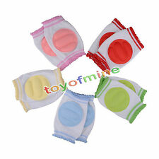 Baby Crawling Knee Pads Safety Elbow Cushion Knee Cap Infant Toddler Protector
