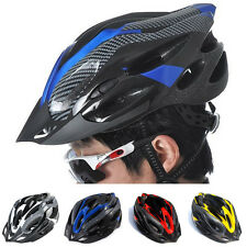 NEW Unisex Bicycle Helmet Bike Cycling Adult Road Mountain Safety Helmets Visor