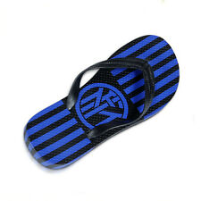 INTER flip-flops adult/baby striped various sizes official product idea rega