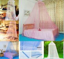 Home Bedroom Canopies Bed Canopy Netting Curtain Midges Insect Mesh Mosquito NAC