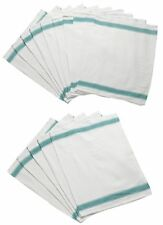 Herringbone Weave Pack of 100% Cotton Catering Cloths Absorbent Kitchen T-Towels