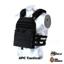 APC Armadillo Tactical Plate Carrier Ballistic Molle Gear Panel Body Armor Vest