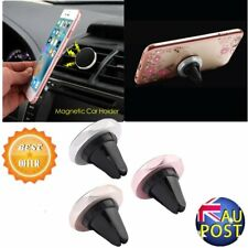 Universal Auto Phones Holder Magnetic Car Air Vent Mount Mobile Phone Stand HGF