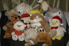 HUGE SELECTION of PLUSH AND CUDDLY SOFT TOYS, TEDDIES, DOGS, CATS, + LOTS MORE