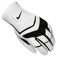 Nike Dura Feel-VIII MEN'S GOLF GLOVE, WHITE/BLACK*USA Brand- Large(LH) Or XL(LH)