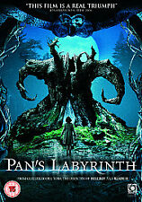 Pans labyrinth dvd