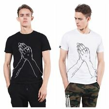Fashion Mens Casual Shirt Short Sleeve T-Shirt Cotton Crew Neck Basic Tee Tops