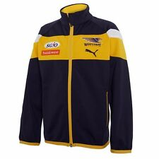 Puma WEST COAST EAGLES 2017 KIDS TRICOT TRAINING JACKET Polyester- Size 14 Or 16