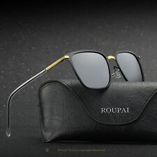 Polarized  Mens Aviator Sunglasses Travel Driving Fishing Outdoor Sports Eyewear