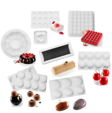 All Silicone Mold Cake Baking Mould Cooking Bakeware Baking and Dessert Cake Pan