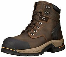 """Timberland PRO 6"""" Stockdale GripMax Alloy Lth-M Mens 6 in Grip Max"""