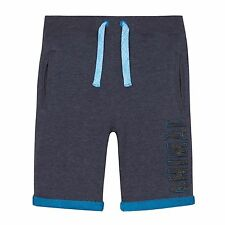 Animal Kids Boys' Navy Jersey Shorts From Debenhams