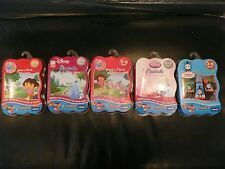 BNIB***V SMILE DORA THE EXPLORER THOMAS THE TANK ENGINE CINDERELLA GAMES***NEW