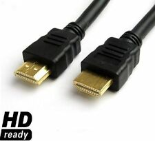 Premium Gold HDMI to HDMI High Speed 1080p LCD HDTV Video Lead Cable 3D 1m-10m