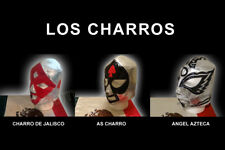 Mexican Wrestling Mask As Charro