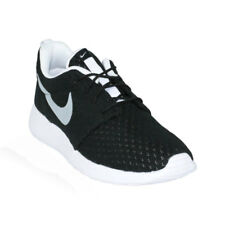 Nike - Roshe One Breeze Mens Casual Shoes - Black/White