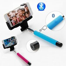 Universal Wired Monopod Selfie Stick Telescopic Holder for Mobile Phones