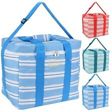Large Cooler Bag 20 Litre Storage Food Drinks BBQ Picnic Travel Camping Beach