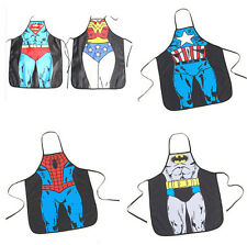 Sexy Kitchen Cooking Chef Novelty Funny Naked BBQ Party Apron New Year Gift DN2