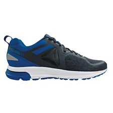 Reebok One Distance-2 MEN'S RUNNING SHOES, GREY/BLUE - Size US 7, 8, 8.5 Or 9