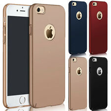 Luxury Ultra Thin Slim Hard Back Case Cover Skins For Apple iPhone 6 6S 7 &Plus