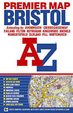 Bristol Premier Map by Geographers' A-Z Map Company (Sheet map, folded, 2008)