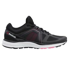 Reebok Exhilarun-2 WOMEN'S RUNNING SHOES, BLACK/PINK/WHITE - Size US 8, 8.5 Or 9