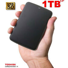 High Speed USB3.0 1TB External Hard Drives Portable Mobile Hard Disk Good