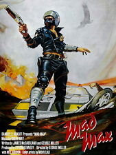 Mad Max 1979 Movie Retro Vintage Awesome Art HUGE GIANT PRINT POSTER