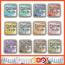 Ranger Tim Holtz Distress Oxide Ink Pad Set Of 12